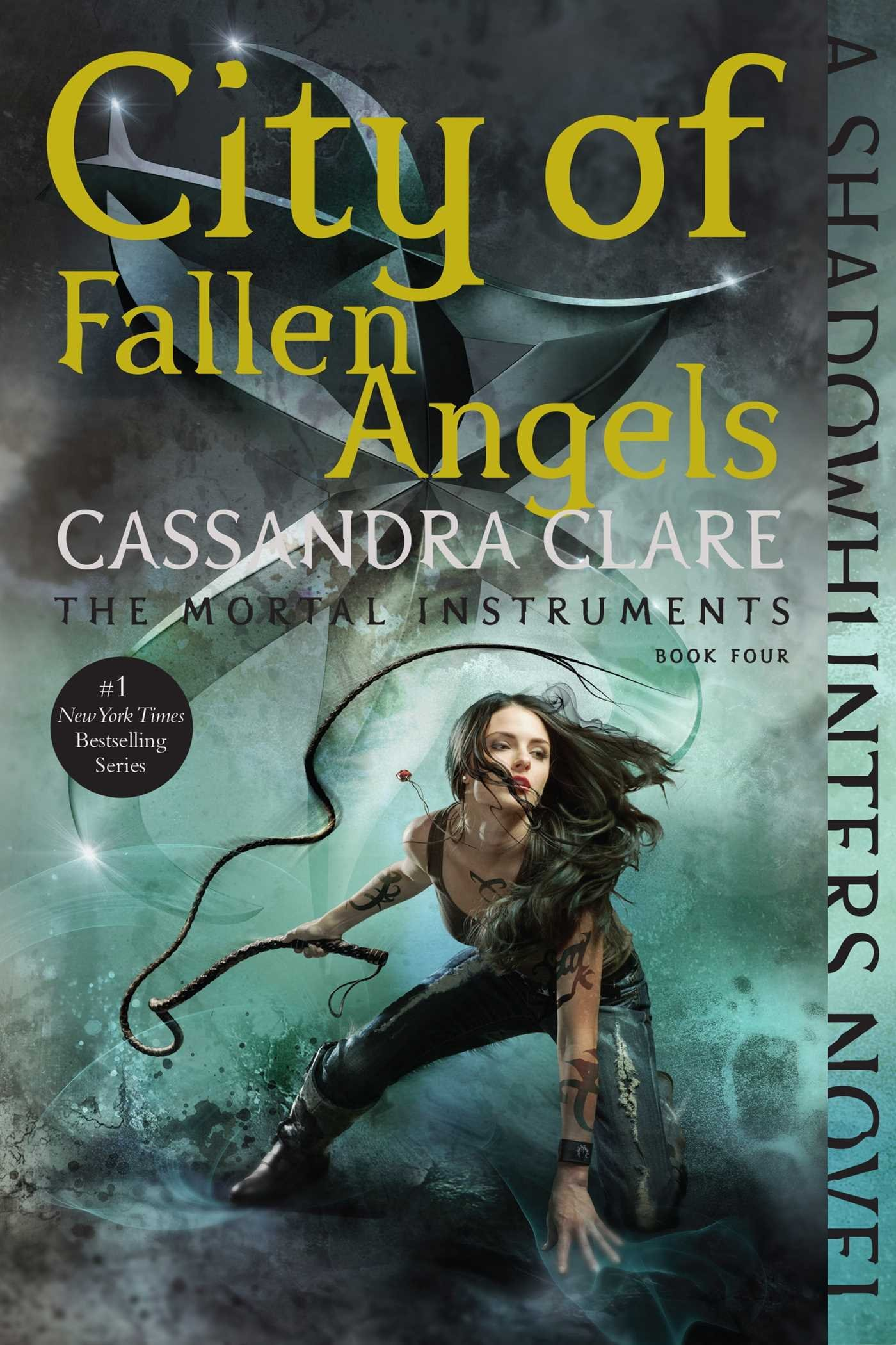 Image result for city of fallen angels