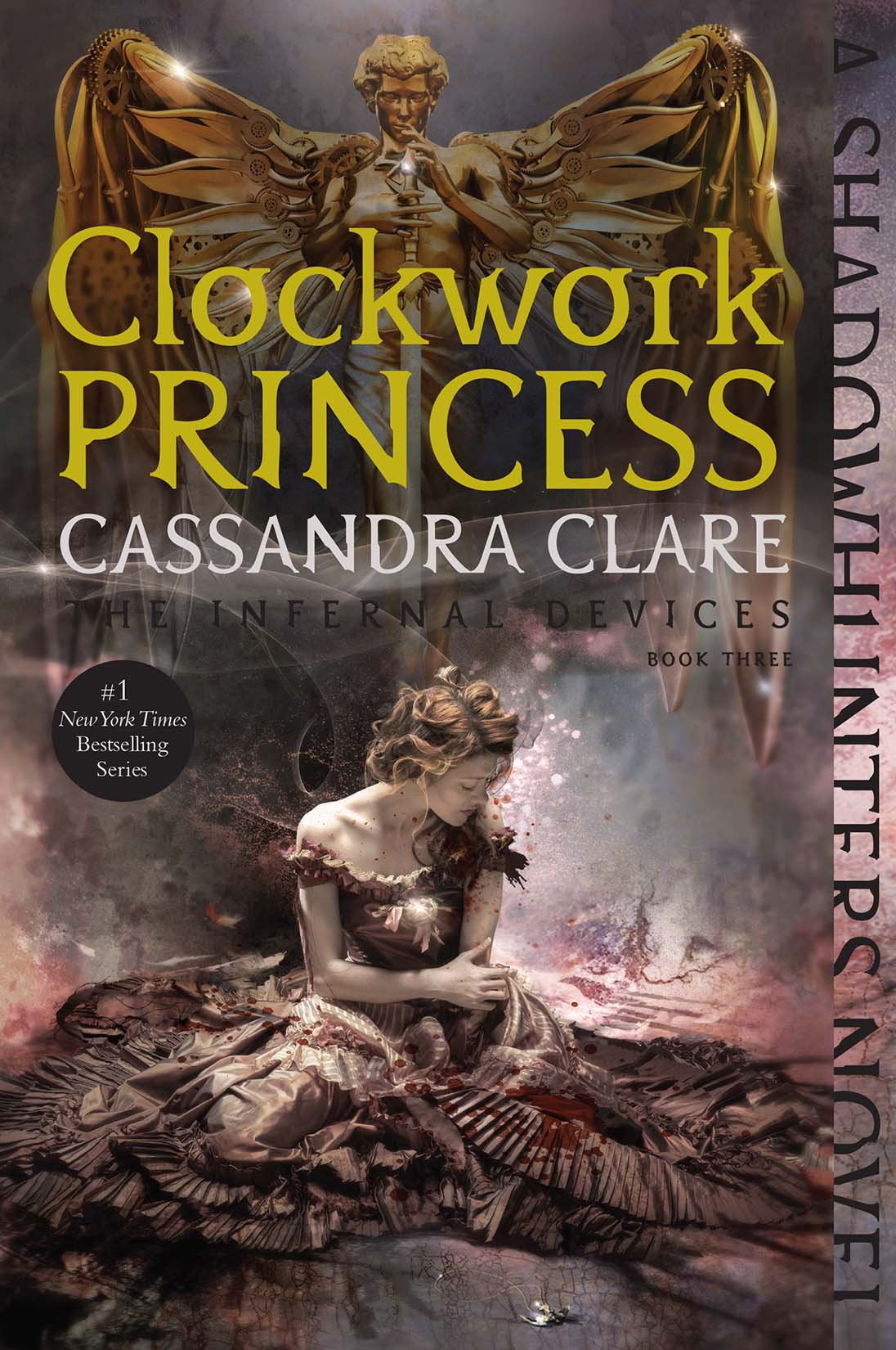Image result for clockwork princess cover