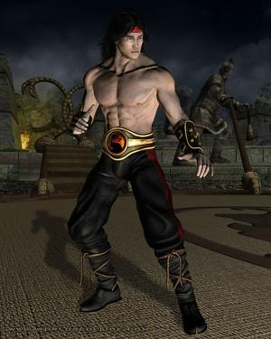 Liu Kang   Mortal Komb...