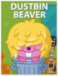 Dustbin Beaver (poster)