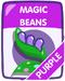 Purple Magic Beans