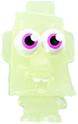 Rocky figure ghost white