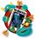 Strangeglove Dartboard