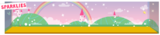 Sparklies zoo background full