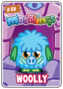 Collector card s4 woolly
