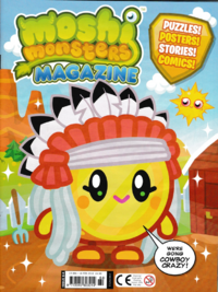 Magazine issue 64 cover front