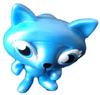 Sooki Yaki figure pearl blue
