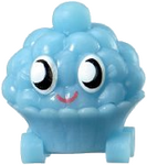 Cutie Pie figure voodoo blue