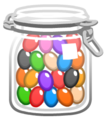 Jar of Jumping Candy