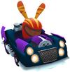 Moshi Karts kart the phantom