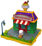 Bobble Bots playset Ice Scream
