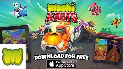 Moshi Karts Official Game Trailer