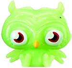 Prof Purplex figure scream green