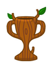 Level 17 Trophy