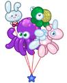 Theme Park Balloon Animals