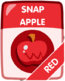Red Snap Apple