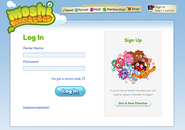 Moshi Monsters December 2012