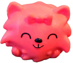 Purdy figure shocking pink