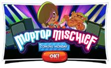MopTop Pop Up