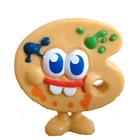 Splatter figure normal