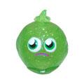 Podge figure glitter green