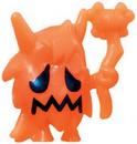 Big Bad Bill figure pumpkin orange