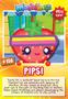 Collector card s9 pipsi