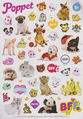 Poppet mag issue 10 stickers