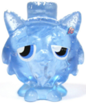 Gingersnap figure frostbite blue