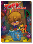 Zack Binspin Music Rox Poster