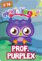 Collector card s1 prof. purplex