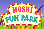 Moshi Fun Park logo zoomed in