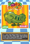 Collector card food factory dillby