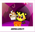 Jeepers | Moshi Monsters Wiki | Fandom powered by Wikia