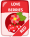 Red Love Berries