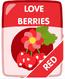 Red Love Berries