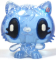 Tingaling figure frostbite blue