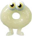 Oddie figure ghost white