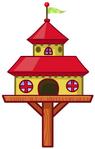 Birdies Bird House