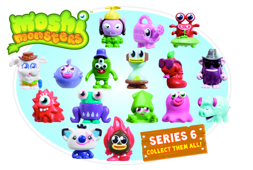 Image - Series 7 Black.jpg | Moshi Monsters Wiki | Fandom powered ...