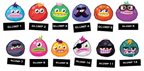 Glump lineup