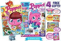 Poppet Mag issue 9 packaging