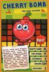 Top trump orange cherry bomb