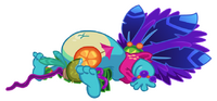 S2M10 Big Chief Tiny Head sleep
