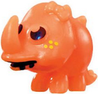 Doris figure pumpkin orange