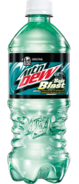 Baja Blast Sidekick Bottle 2014