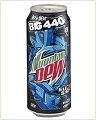 Mountain dew electro shock 440mL