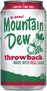 Mnt dew throw back