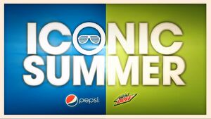 Iconic Summer Logo