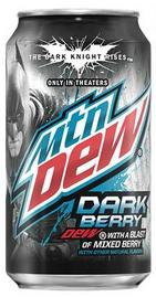 Dark Berry Can